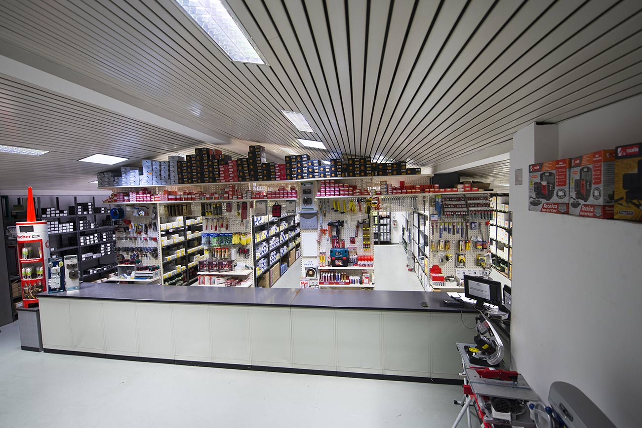 mingucci ferramenta negozio genova