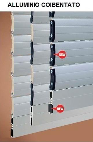 Alluminio coibentato - Avvolgibili - Mingucci